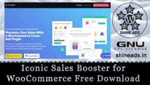 Iconic Sales Booster for WooCommerce Free Download